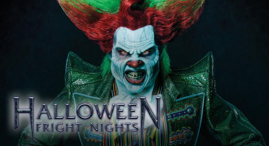 Walibi fright nights
